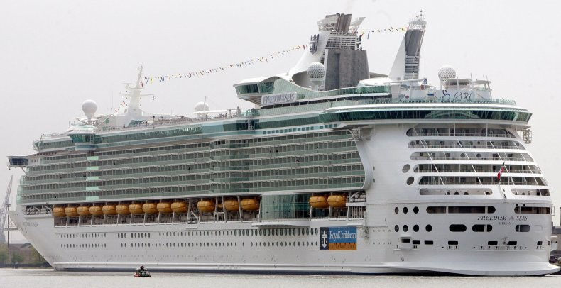 Freedom of the Seas owned by Royal Caribbean