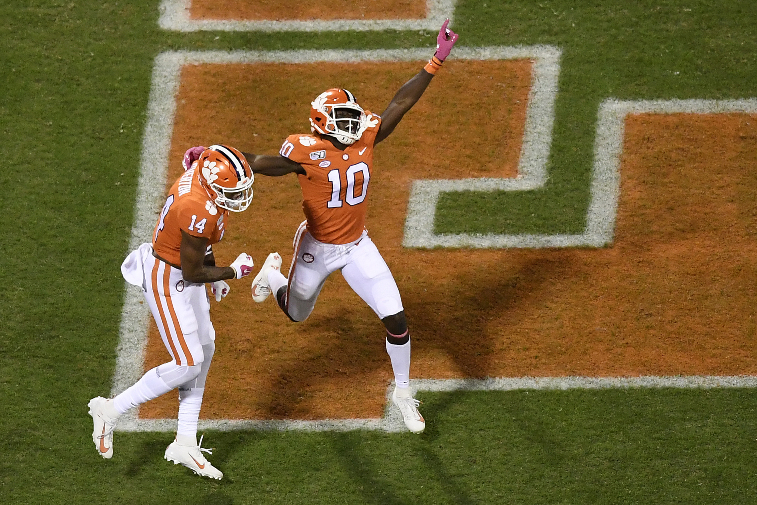 College Football 2019 Where To Watch Wofford Vs Clemson