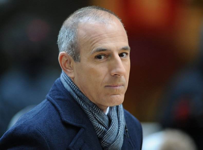 the morning show matt lauer