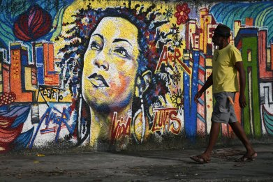 Marielle Franco, Brazil, police, murder, Rio