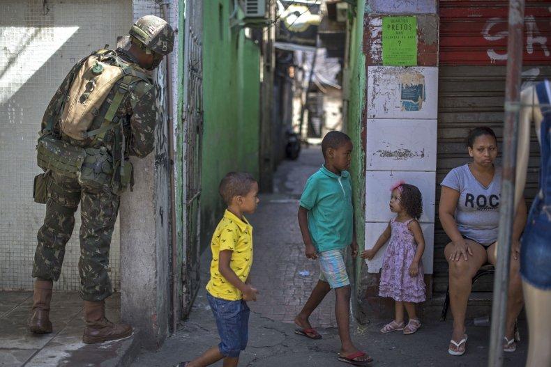 Brazil, police, favela, gangs, Rio, army, violence
