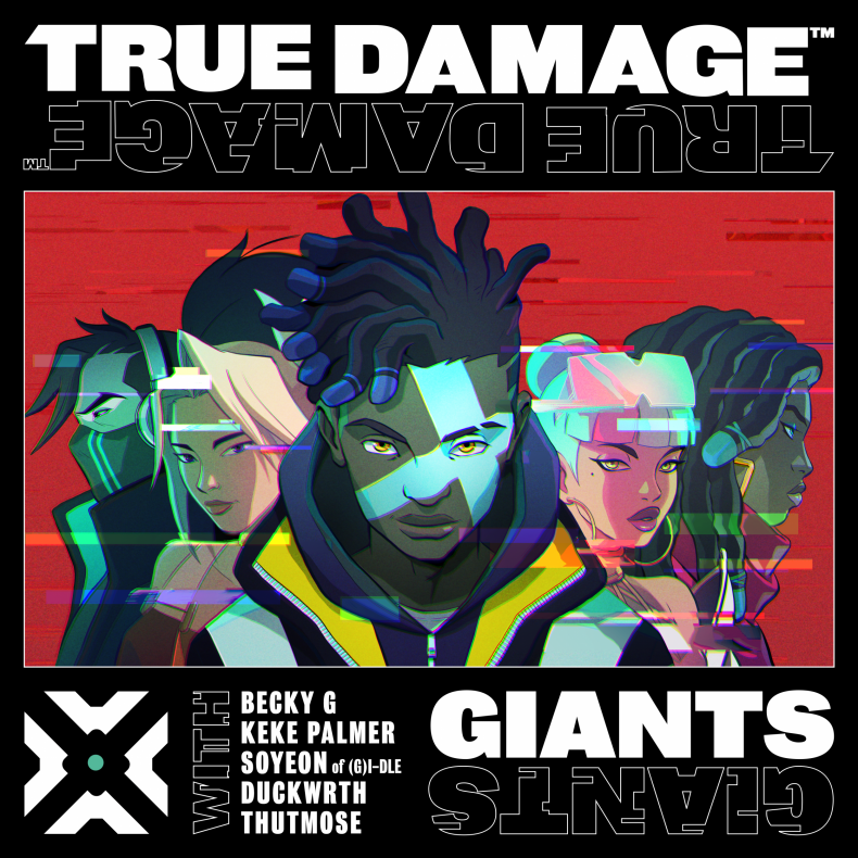 true damage league of legends skins