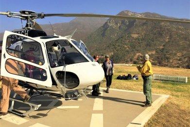 Mary Joanna Gomez rescue