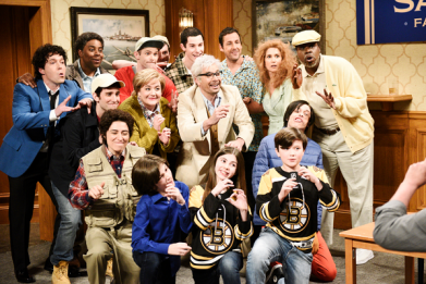 'SNL' Cast Members Reflect on 45 Seasons of Comedy Show