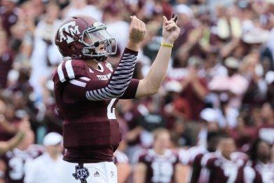 Johnny Manziel Texas A&M