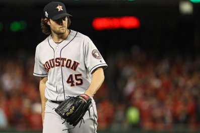 Gerrit Cole, Houston Astros