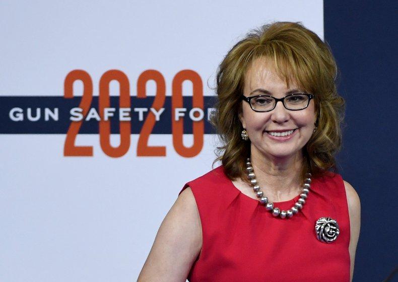 Democratic Presidential Candidates Attend Gun Violence Forum In Las Vegas