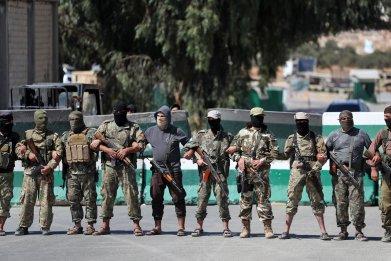 syria rebels hayat tahrir sham idlib al-qaeda