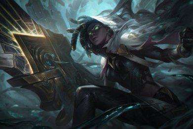 league of legends senna thresh quest