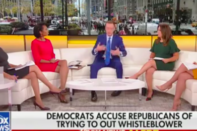 Fox News outnumbered