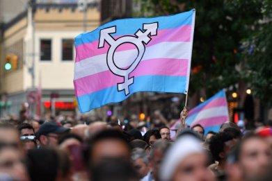 trans rights, trans rights flag