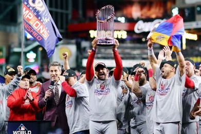 Washington Nationals World Series Champs