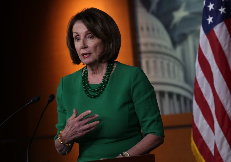 Nancy Pelosi House Speaker Donald Trump impeachment