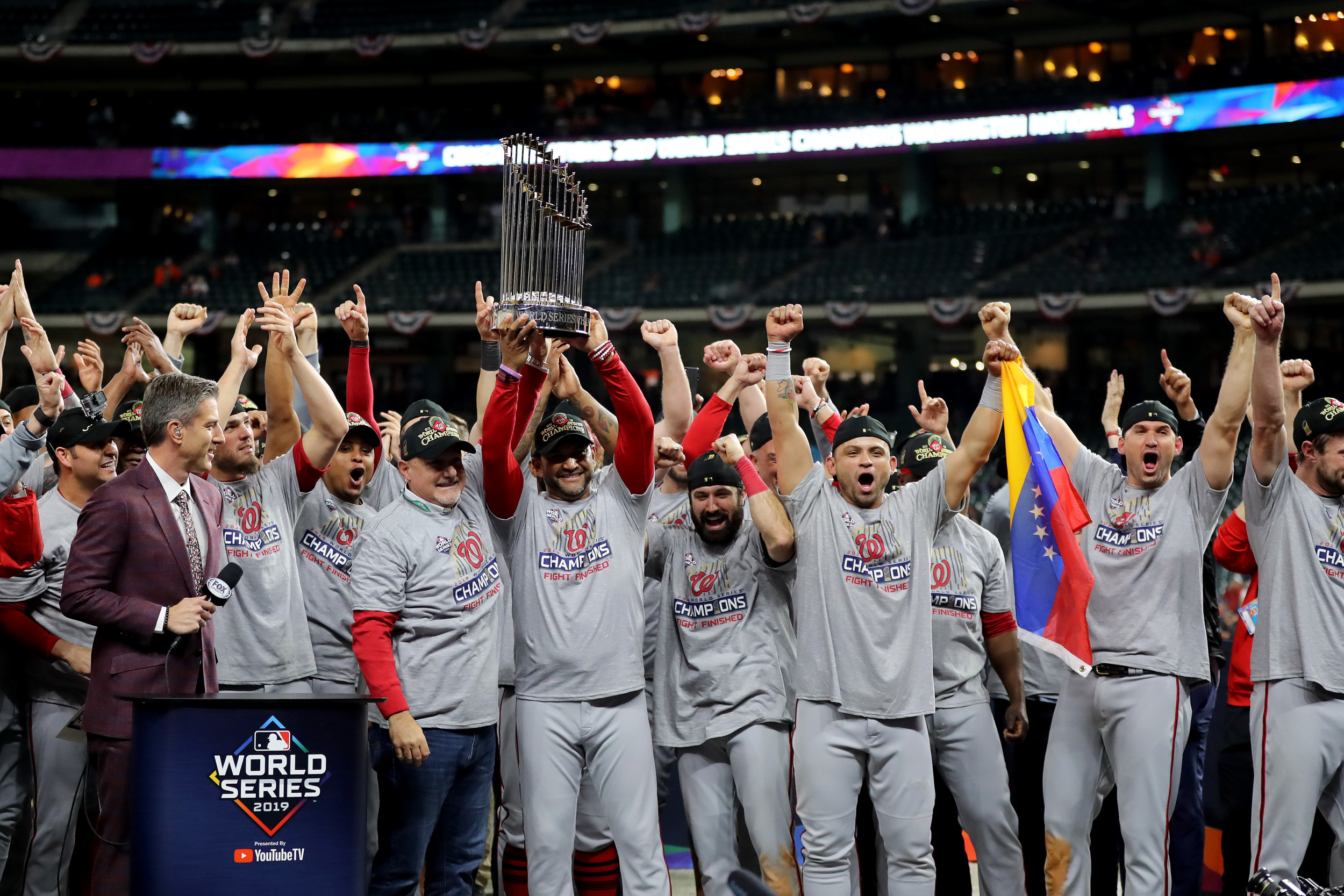 World Series 2019 All The Records The Nationals Broke To Win