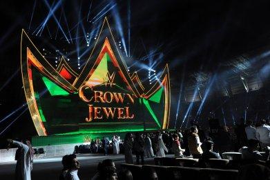WWE in Saudi Arabia