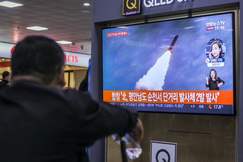 North Korea, missile, test, launch, Donald Trump