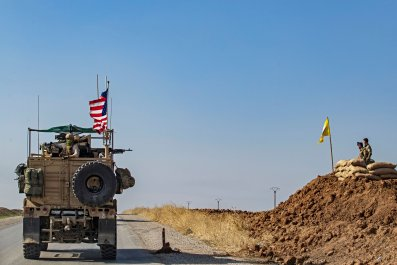 SYRIA-CONFLICT-SDF-TROOPS