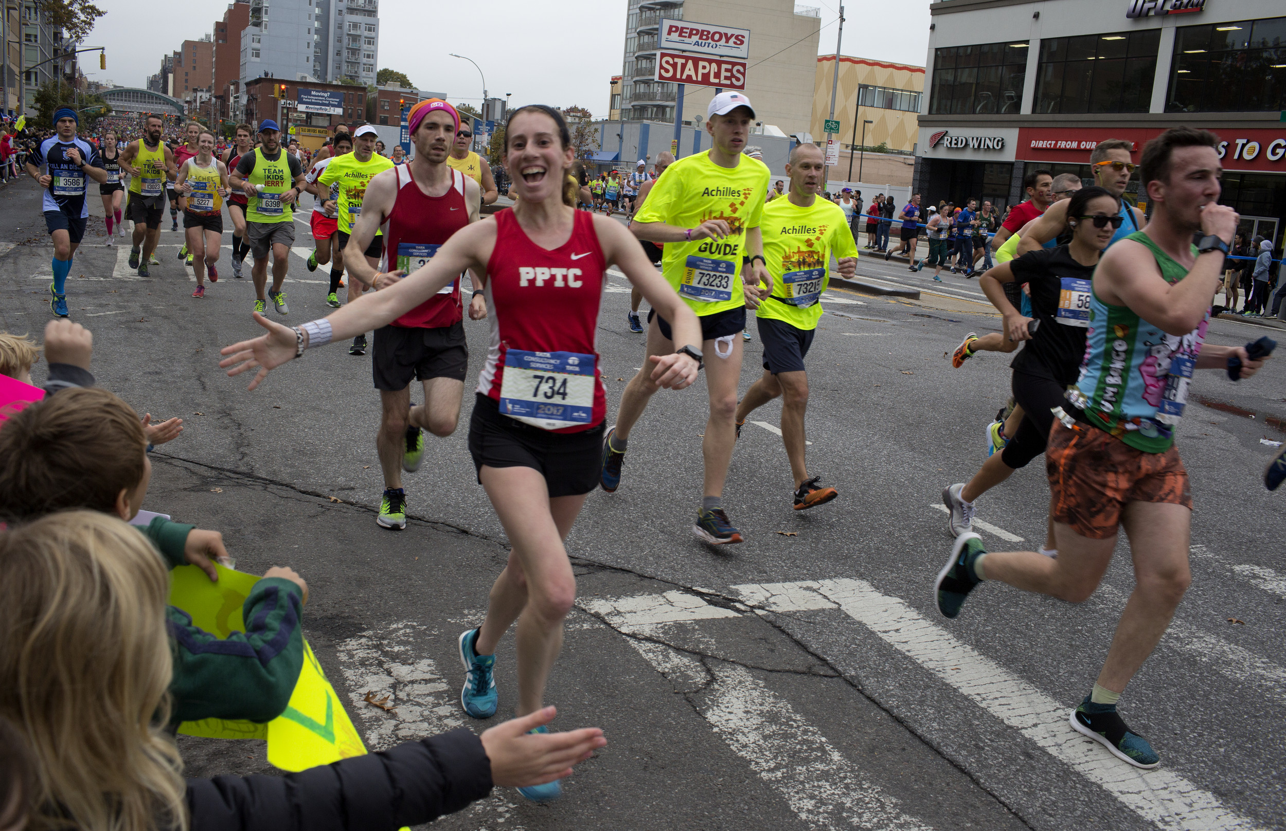 New York City Marathon Tracker: How to Follow Runners Along the ...