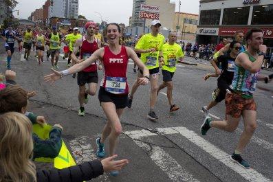 how to track runners nyc marathon 2019