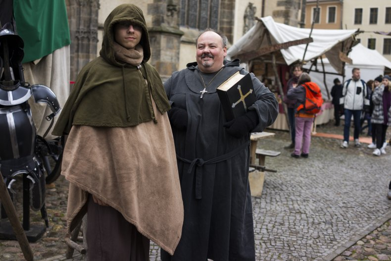 Germany Celebrates 500th Anniversary Of The Reformation
