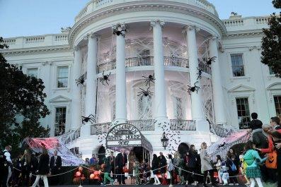 Politics, Halloween