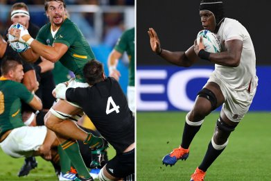 England, South Africa, Rugby World Cup