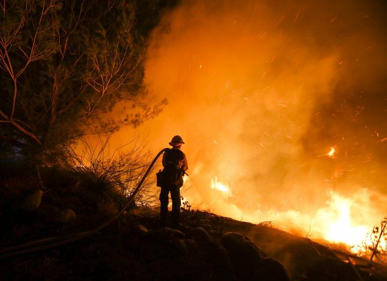 Santa Paula fire 2017