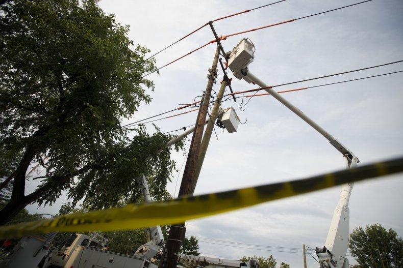 pepco power lines