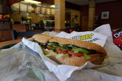 sandwich subway