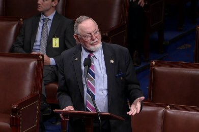 Alaska Representative Don Young