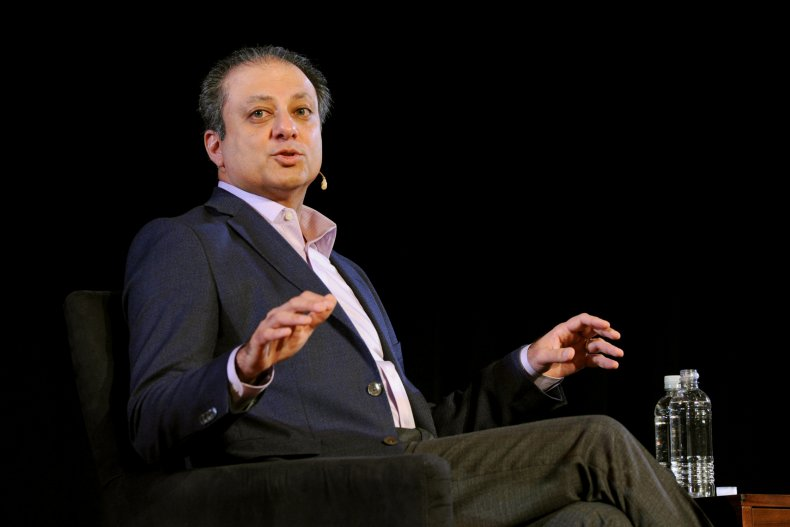 Preet Bharara Trump Impeachment