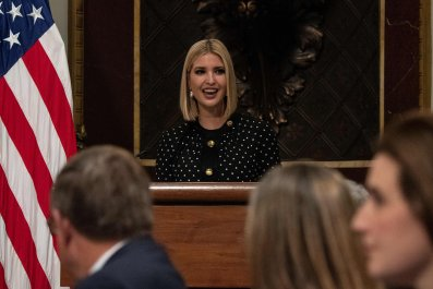Ivanka Trump Human Trafficking Tweet