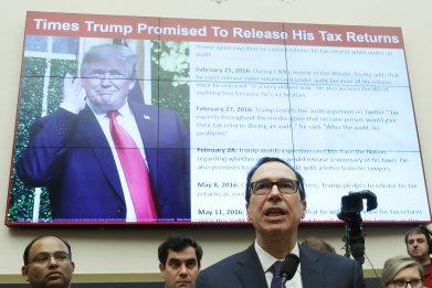 Trump taxes