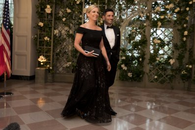 Kirstjen Nielsen and Chad Wolf