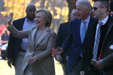 Clintons Chappaqua