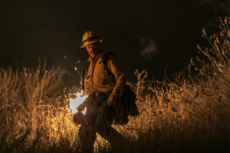 Firefighters Mostly Contain CA Wildfires