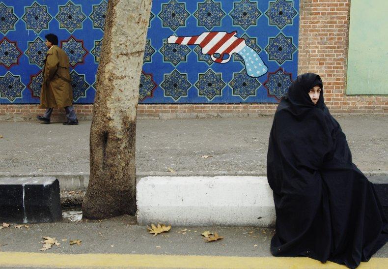 U.S. Embassy Tehran Iran Hostage Crisis