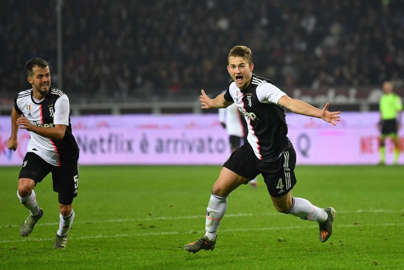Matthijs de Ligt, Juventus