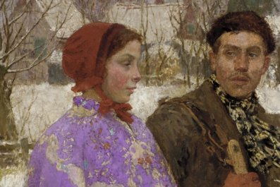 Skaters by Melchers