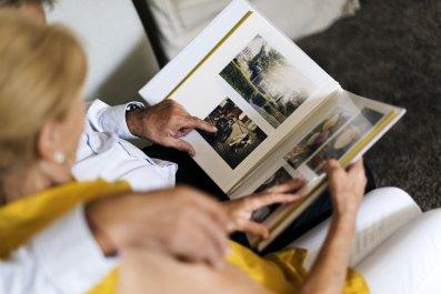 photo, memory, alzheimer's, dementia, stock, getty