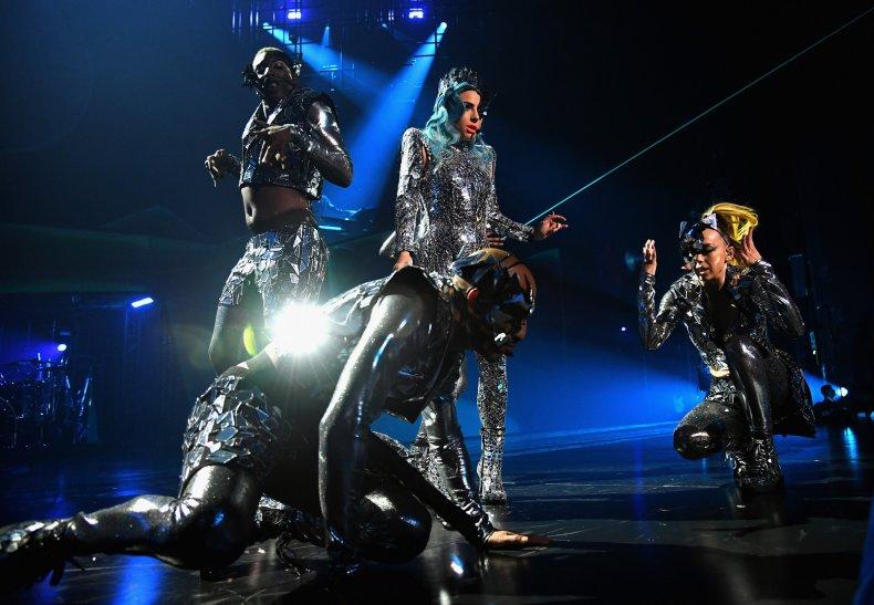 Lady Gaga Las Vegas Residency 2018
