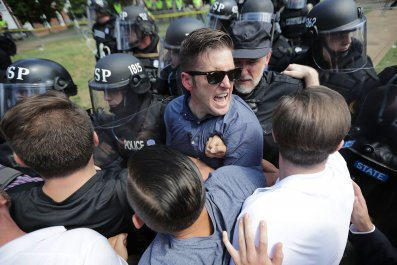 White nationalist Richard Spencer