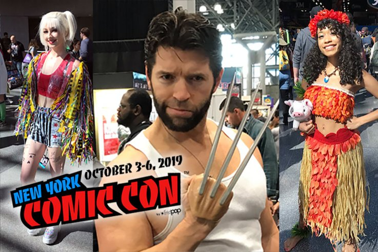 All Our Favorite Cosplay From NYCC 2019