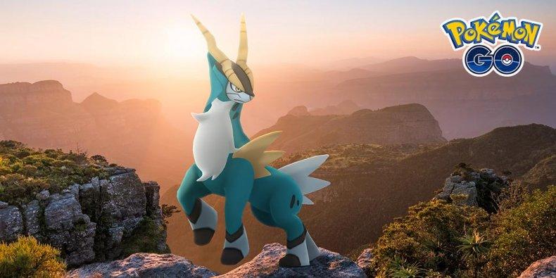 pokemon go cobalion counters raid update