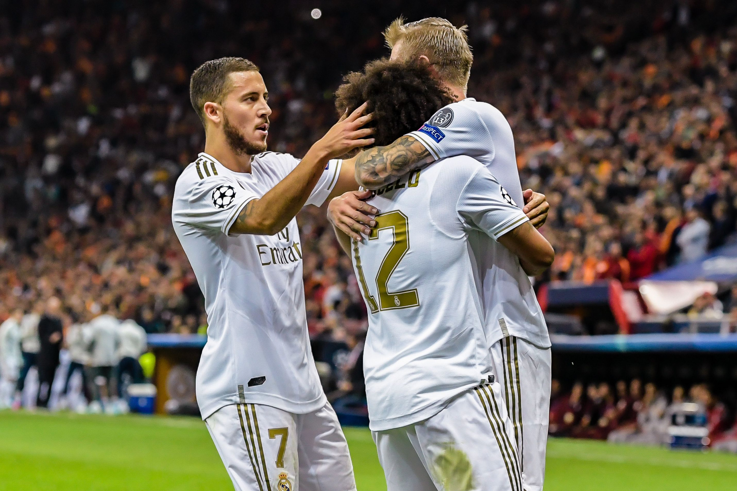 Real Madrid vs. Galatasaray: Where to Watch UEFA Champions ...