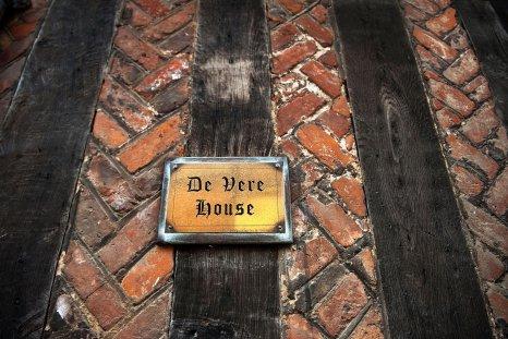 Harry Potter Home De Vere House Suffolk