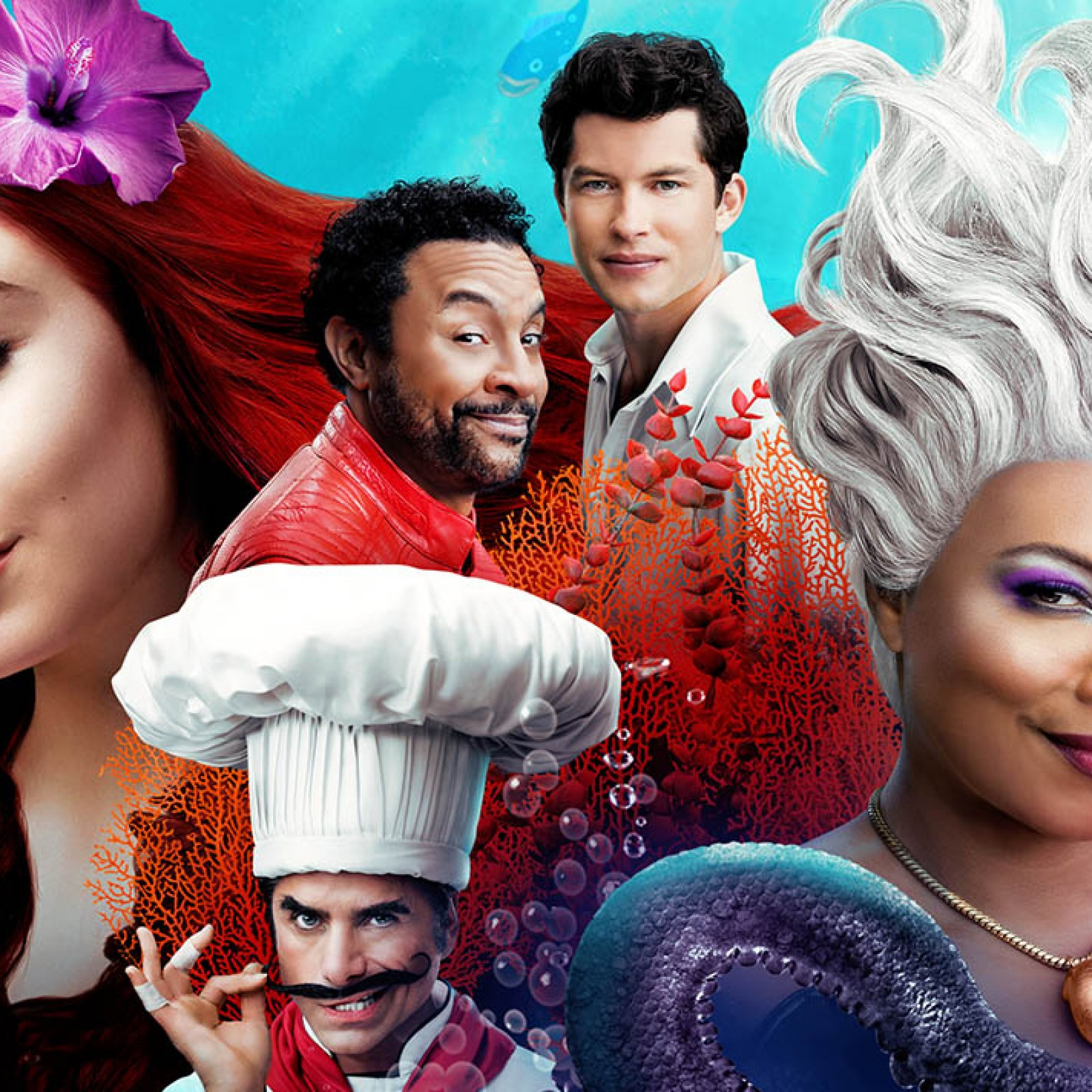 Little Mermaid Live Cast Who Stars In The Abc Musical