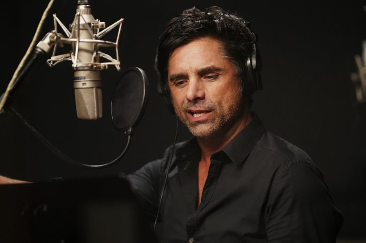 john stamos little mermaid