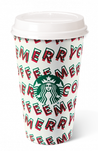 Merry Dance Cup Starbucks
