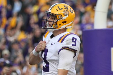 Joe Burrow, LSU Tigers